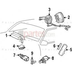 Airbag derecho (copiloto)